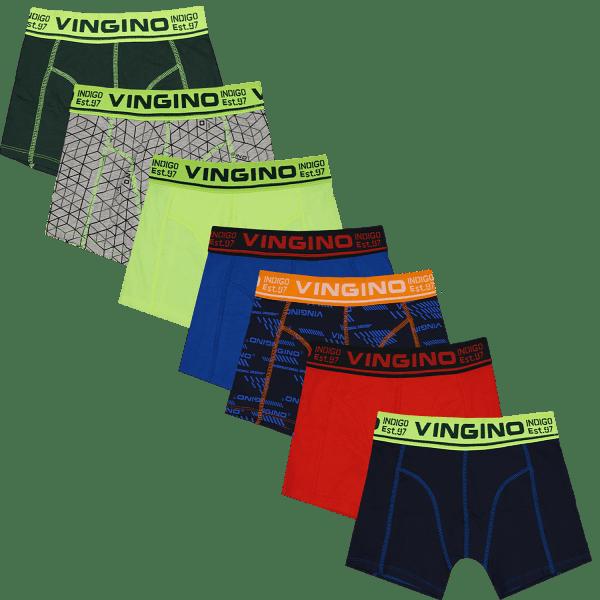 Boxer Multicolor 7 Pack