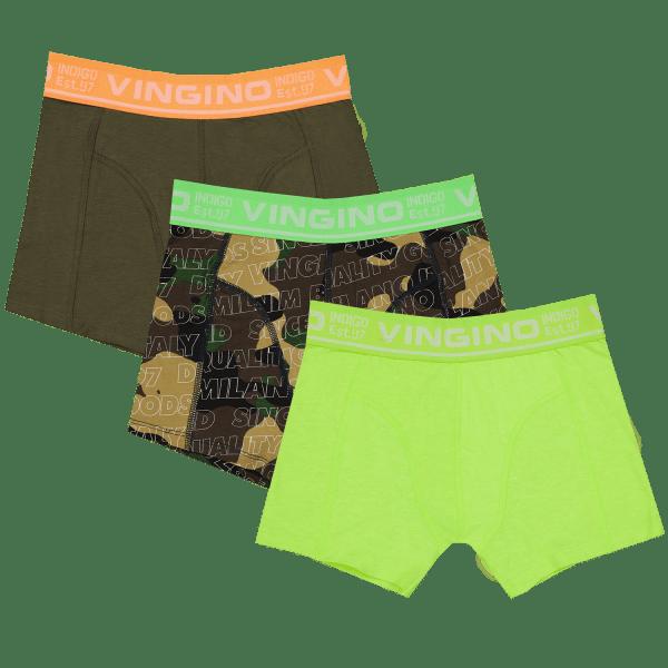 Underwear Camou 3-Pack
