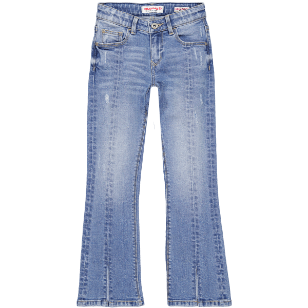Flare Jeans Claire Slit